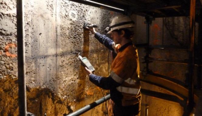 קונסטרוקטור לבחינת שלד הבניין בפרויקט תמא38