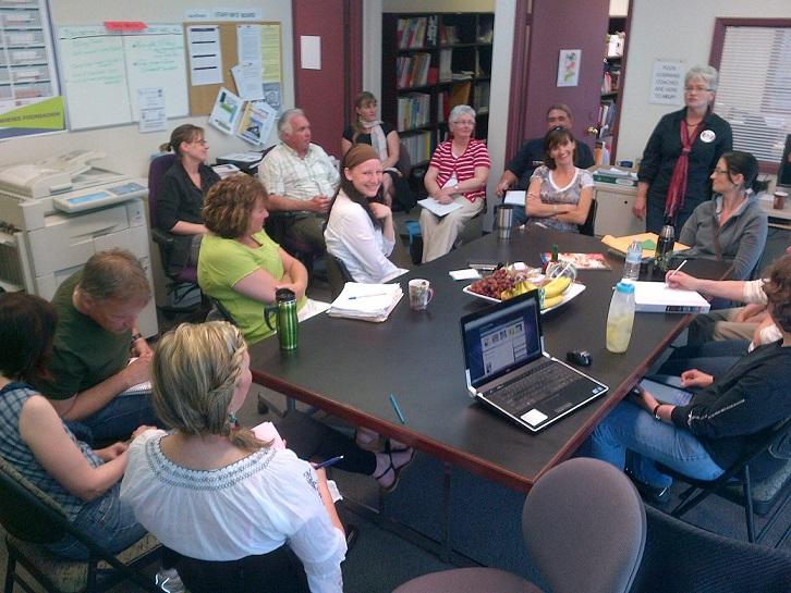 ישיבת דיירים תמא 38 של המרכז להתחדשות עירונית