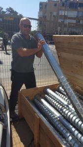 בורג קרקע חיזוק מבנים - תקן 413 לחיזוק מבנים מפני רעידות אדמה לפי תמ